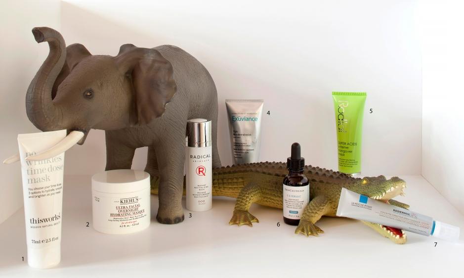 Skincare Skin Saviours
