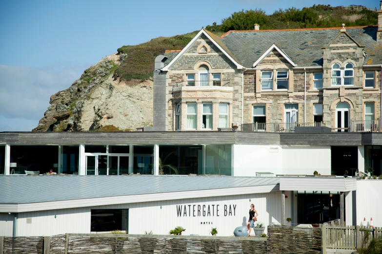 The Watergate Bay Hotel