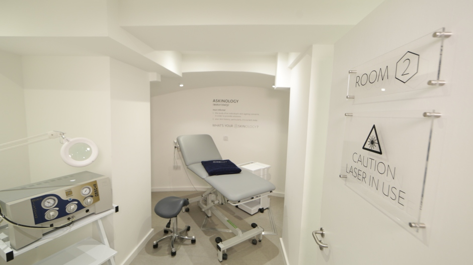 ASKINOLOGY Aesthetic Clinic Room 2