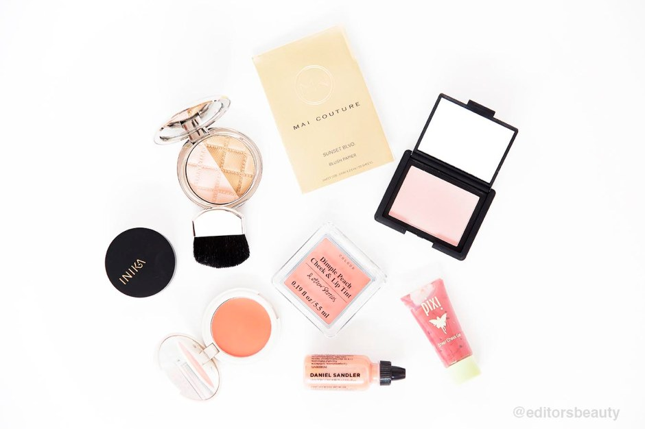 The Pick Me-Up Blush