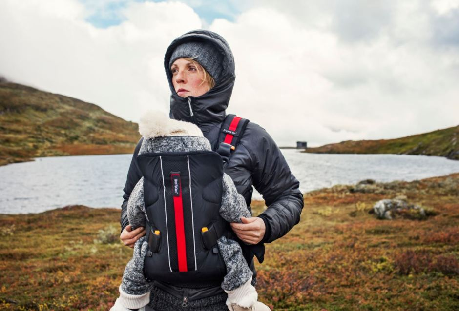 The BabyBjörn One Outdoor Carrier; Your New Exercise Buddy