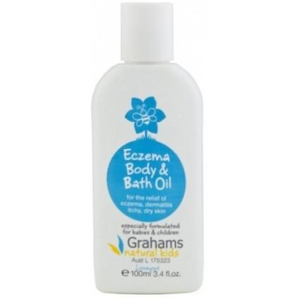 Grahams Natural Kids; Australia's Best Selling Eczema Cream