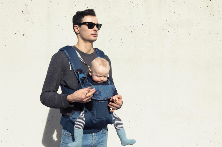 Win A Limited Edition BabyBjörn Baby Carrier