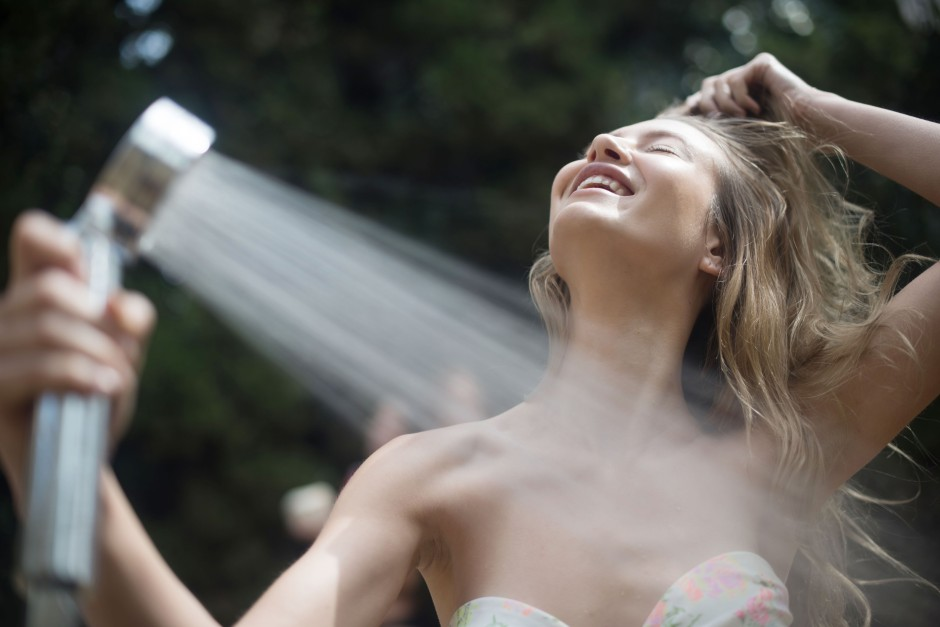 It's Time To Rethink The Way We Shower