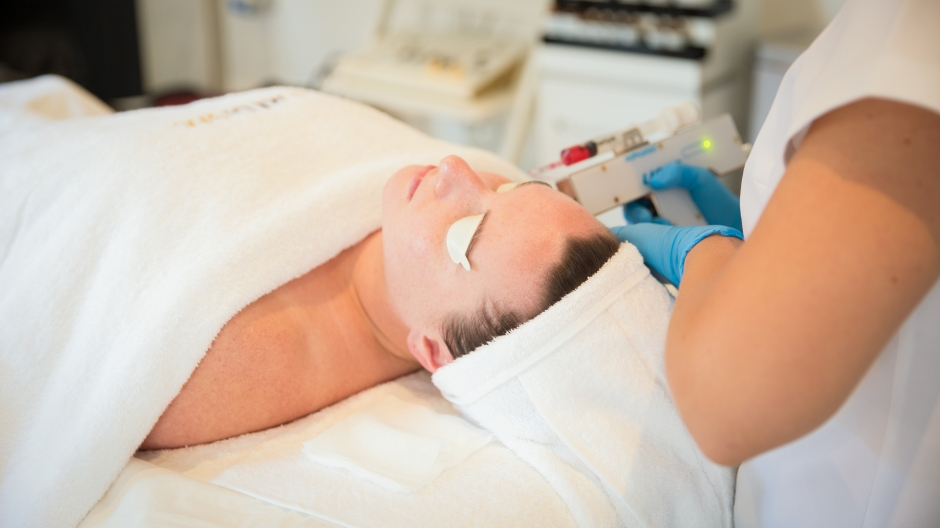 High Frequency Mesotherapy