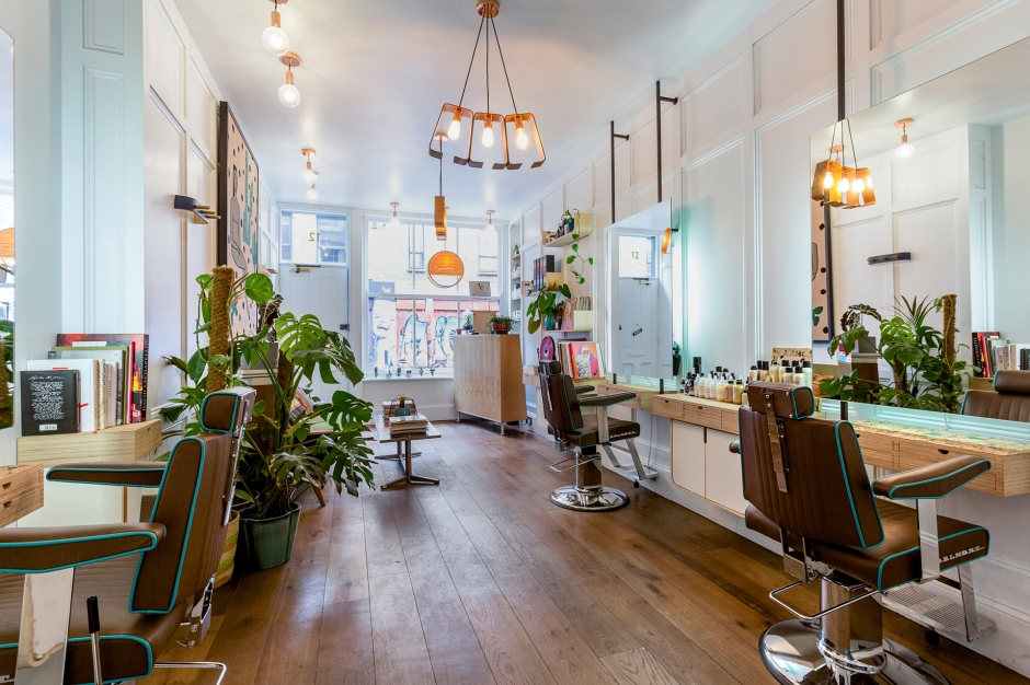 Ralp + Rice : The Sustainable Hair Salon