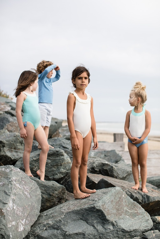 Seriously Stylish Sustainable Swimwear: Look Good, Help The Planet